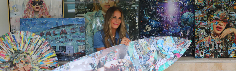 katy hirschfeld x oliver gal canvas prints